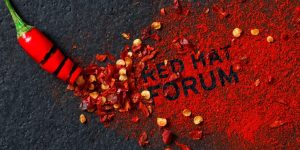 How to Put on a Red Hot Marketing Event: 7 Things We Learnt at Red Hat Forum