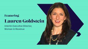 What's next in B2B with: Lauren Goldstein